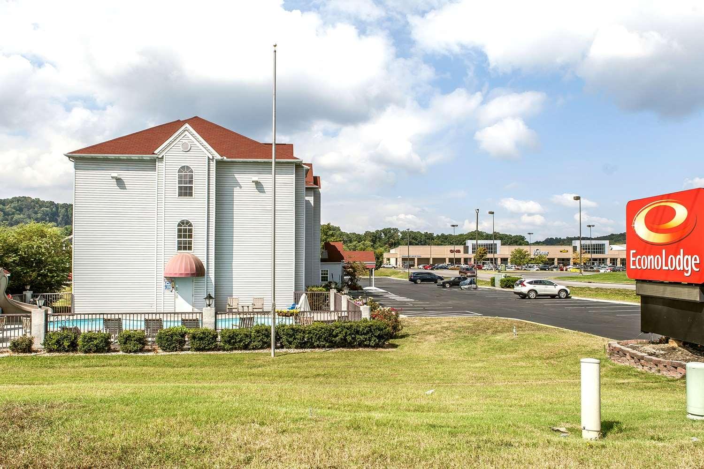 Exterior view - Econo Lodge Sevierville
