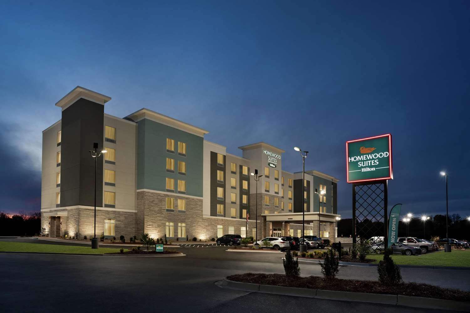Exterior view - Homewood Suites by Hilton Civic Center Florence