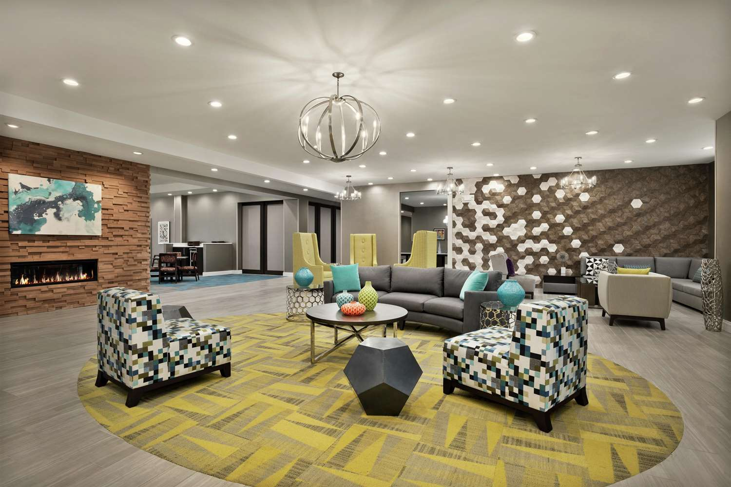 Lobby - Homewood Suites by Hilton Civic Center Florence