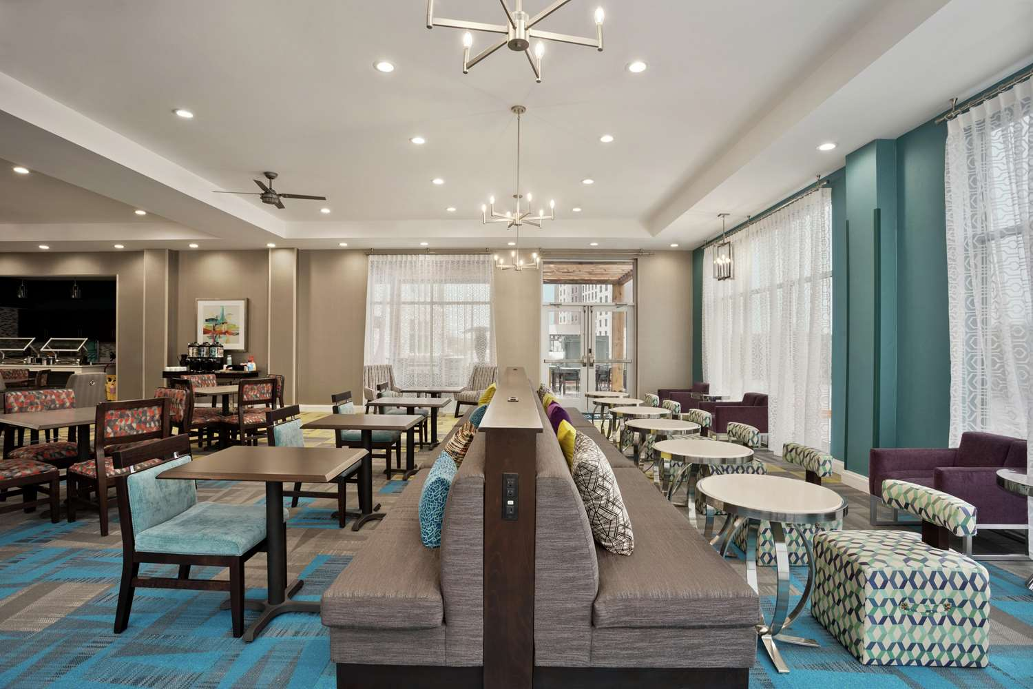 Restaurant - Homewood Suites by Hilton Civic Center Florence