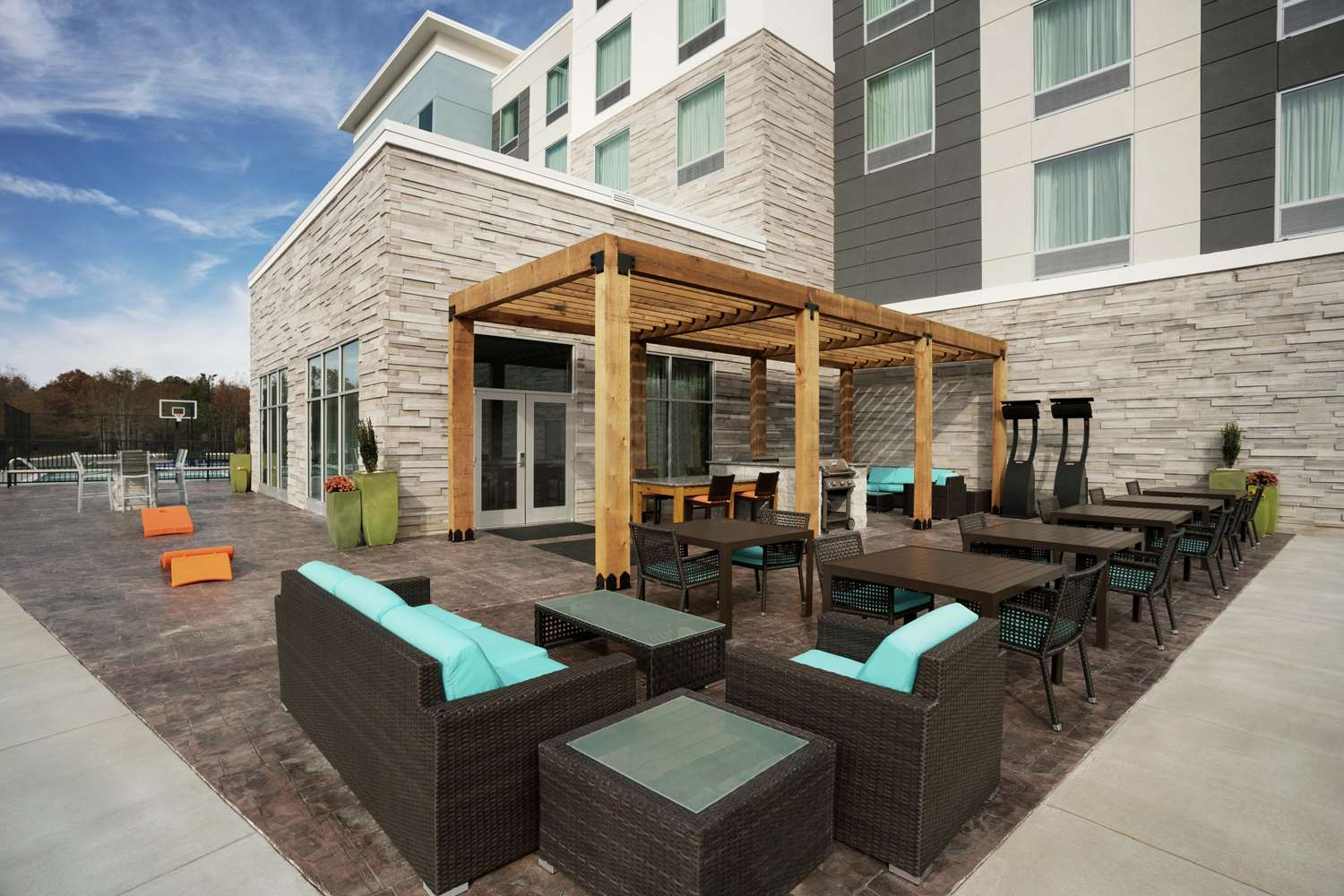 Recreation - Homewood Suites by Hilton Civic Center Florence