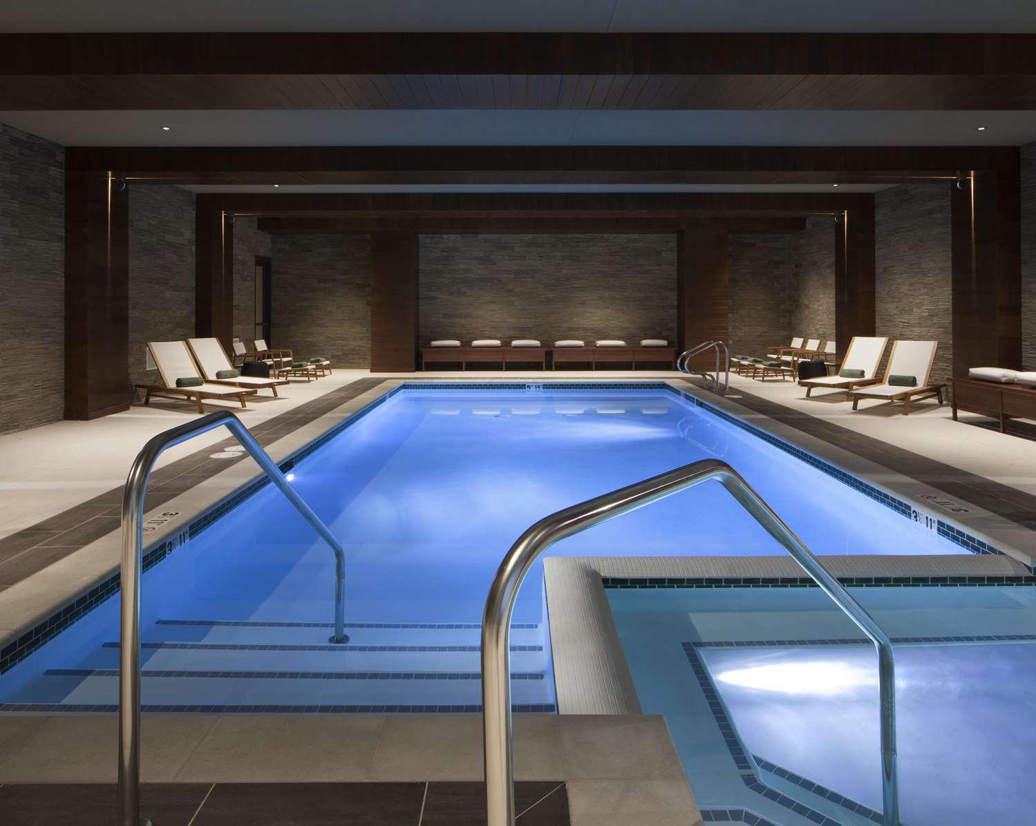 Pool - Porter Hotel Portland