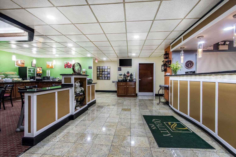 Lobby - Quality Inn Hixson