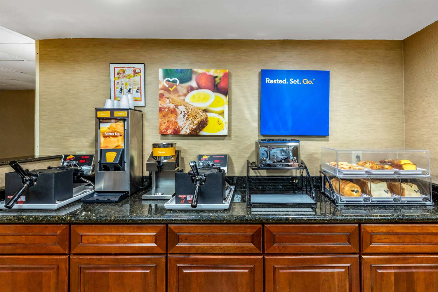 Restaurant - Comfort Inn & Suites Chattanooga