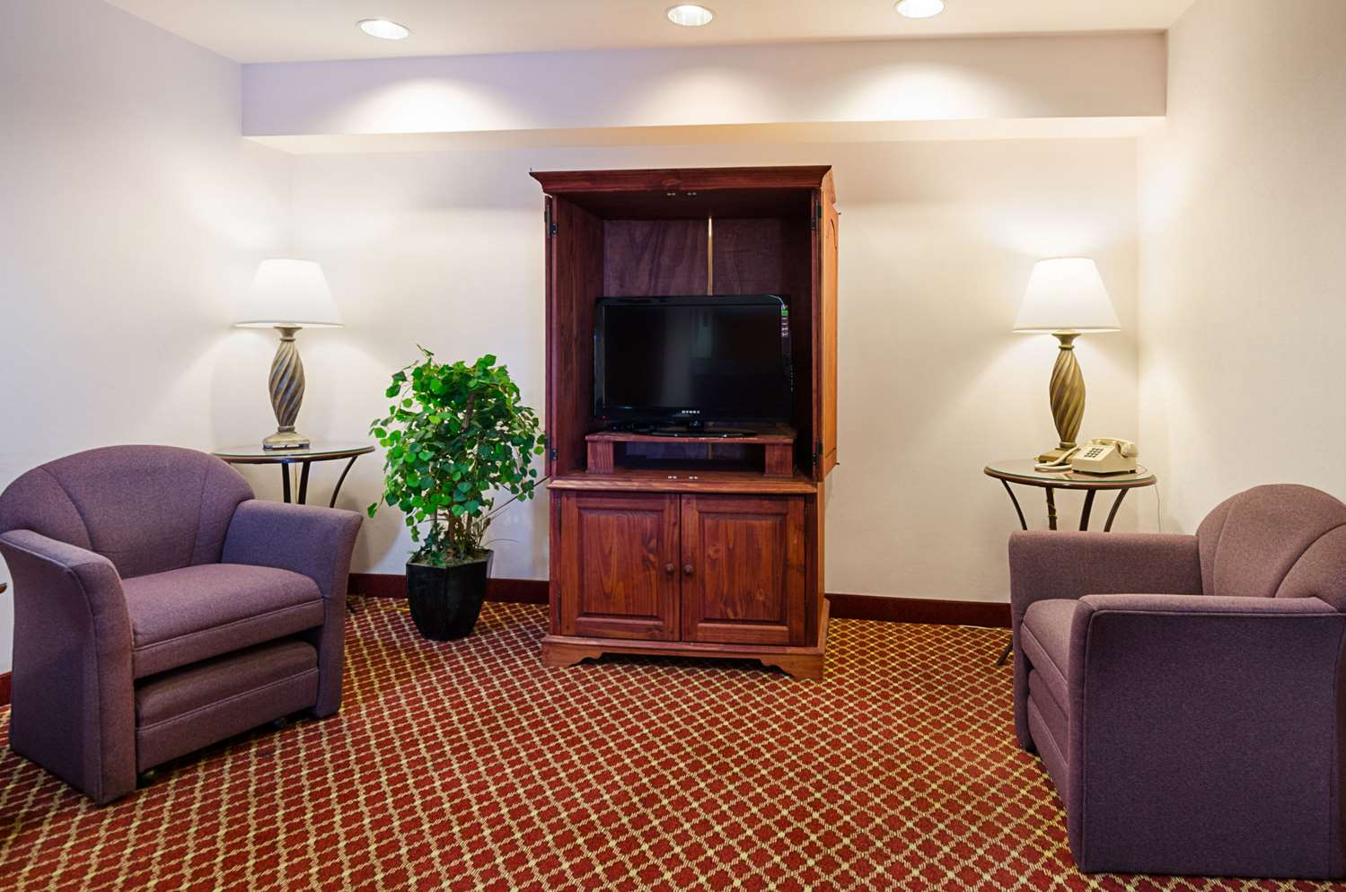 Lobby - Econo Lodge Inn & Suites Johnson City