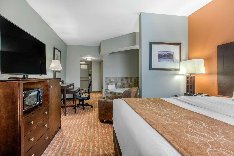 Suite - Comfort Suites Jackson