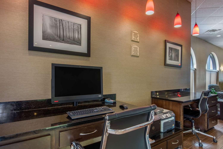 Conference Area - Comfort Suites Jackson