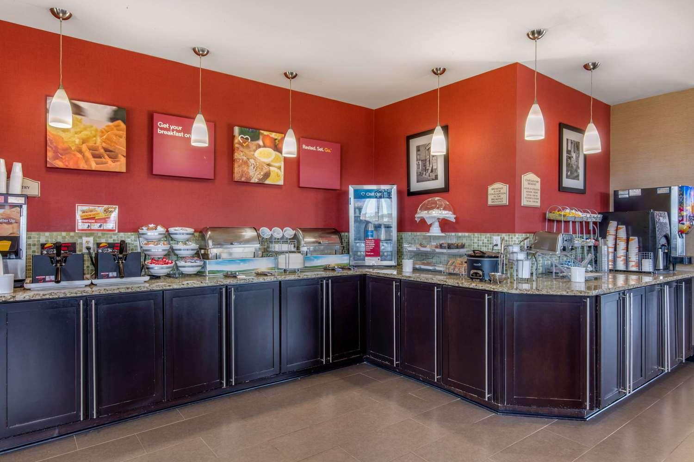 Restaurant - Comfort Suites Jackson