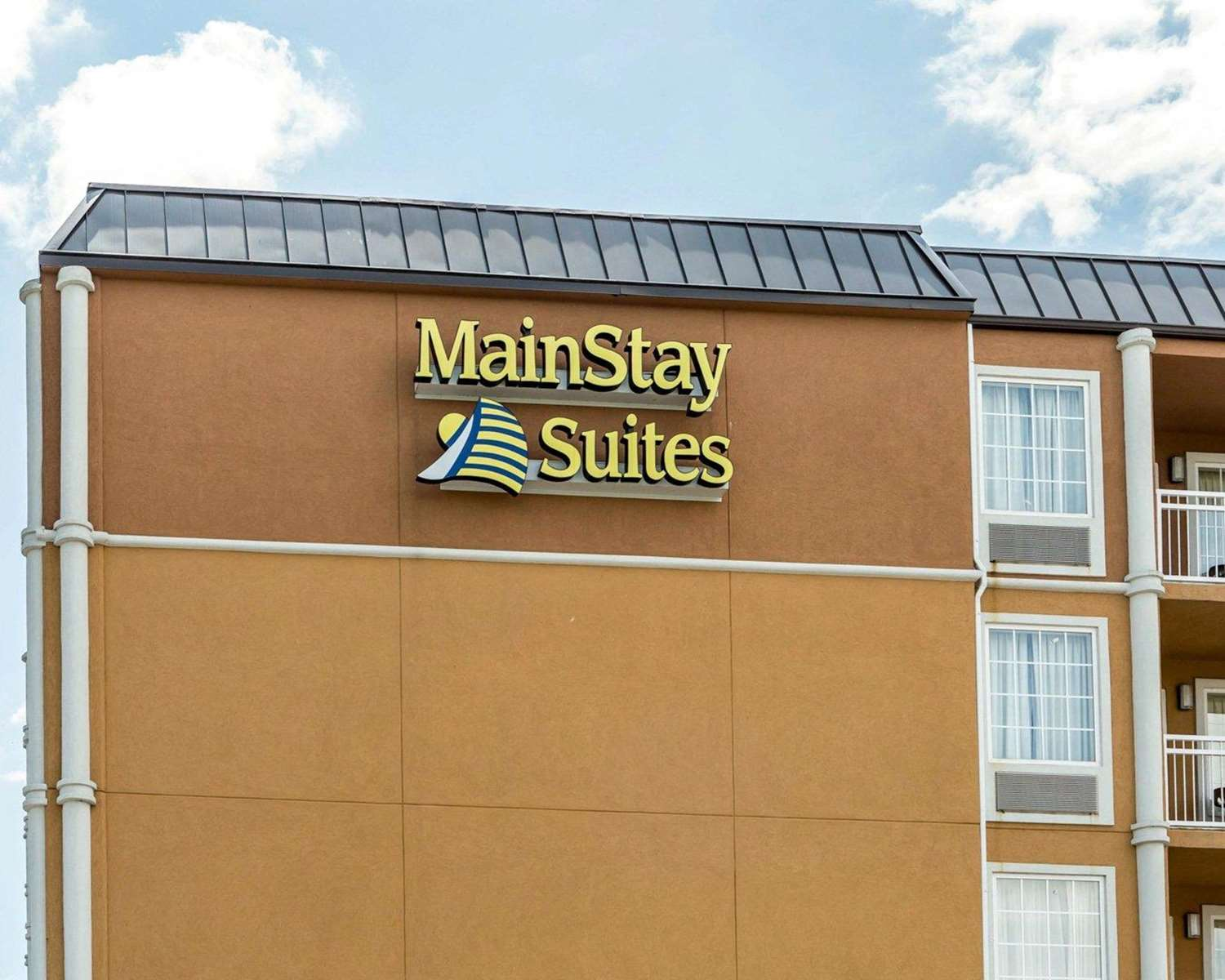 Exterior view - MainStay Suites Knoxville