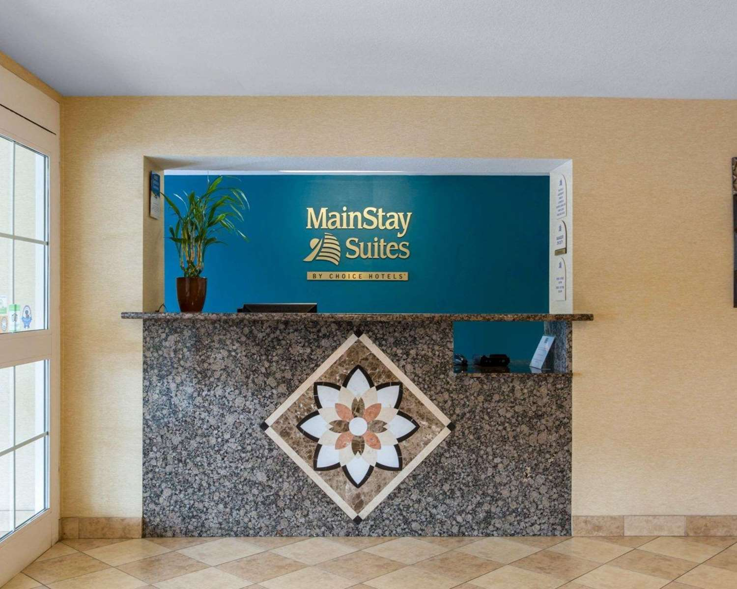 Lobby - MainStay Suites Knoxville