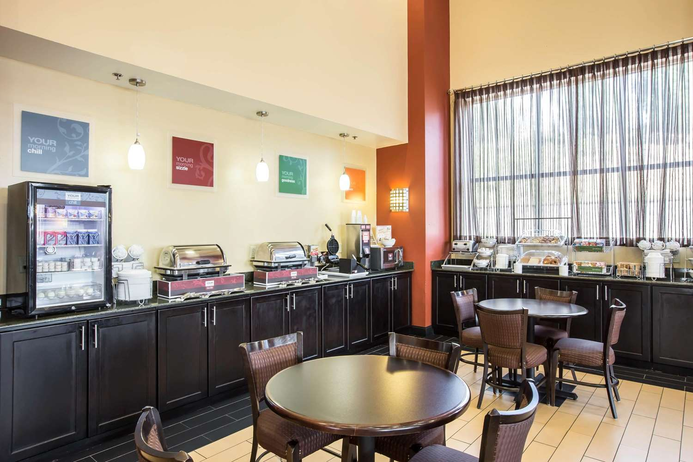 Restaurant - Comfort Suites Kingsport