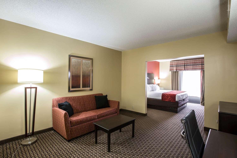 Suite - Comfort Suites Kingsport