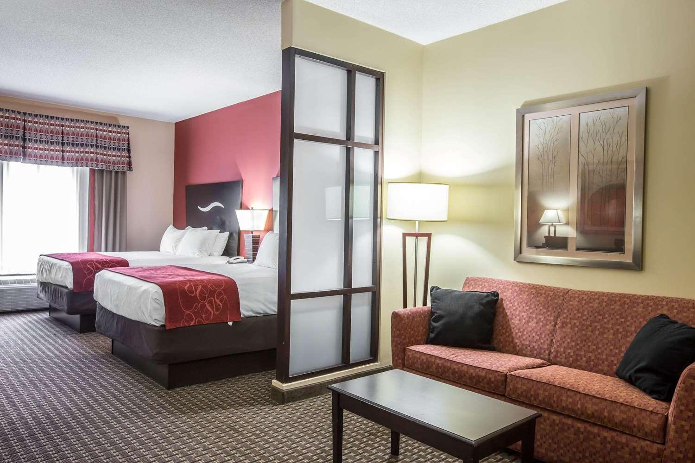 Room - Comfort Suites Kingsport