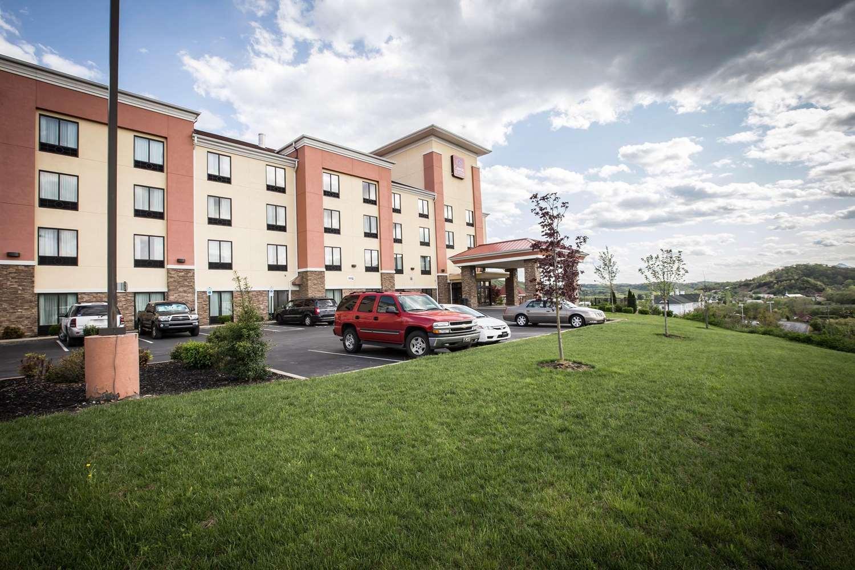 Exterior view - Comfort Suites Kingsport
