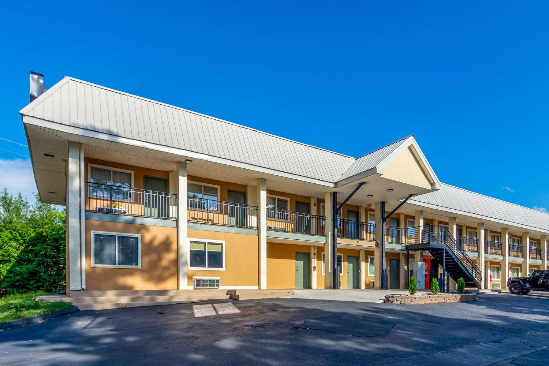 Exterior view - Econo Lodge East Ridge