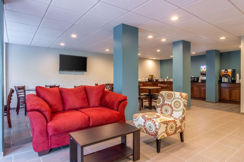 Lobby - Econo Lodge East Ridge