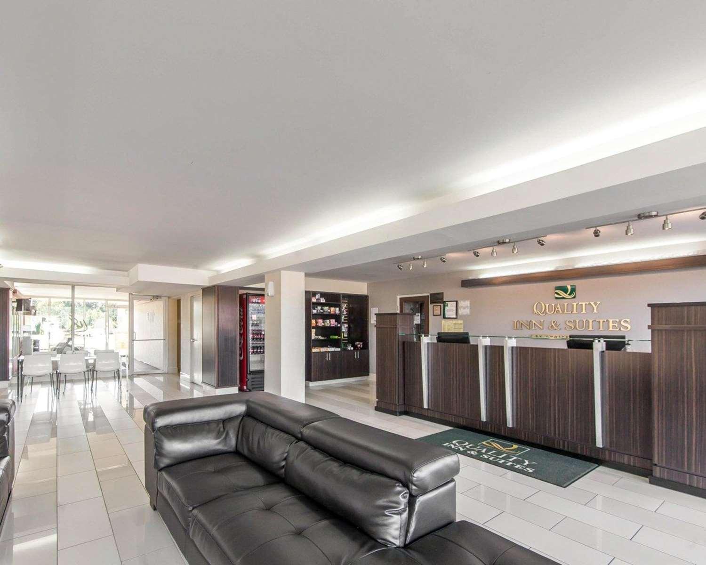 Lobby - Quality Inn & Suites Jasper