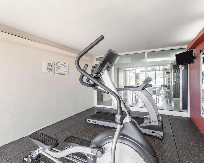Fitness/ Exercise Room - Quality Inn & Suites Jasper