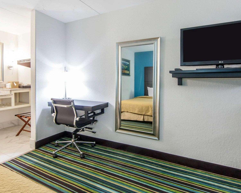 Room - Quality Inn & Suites Jasper