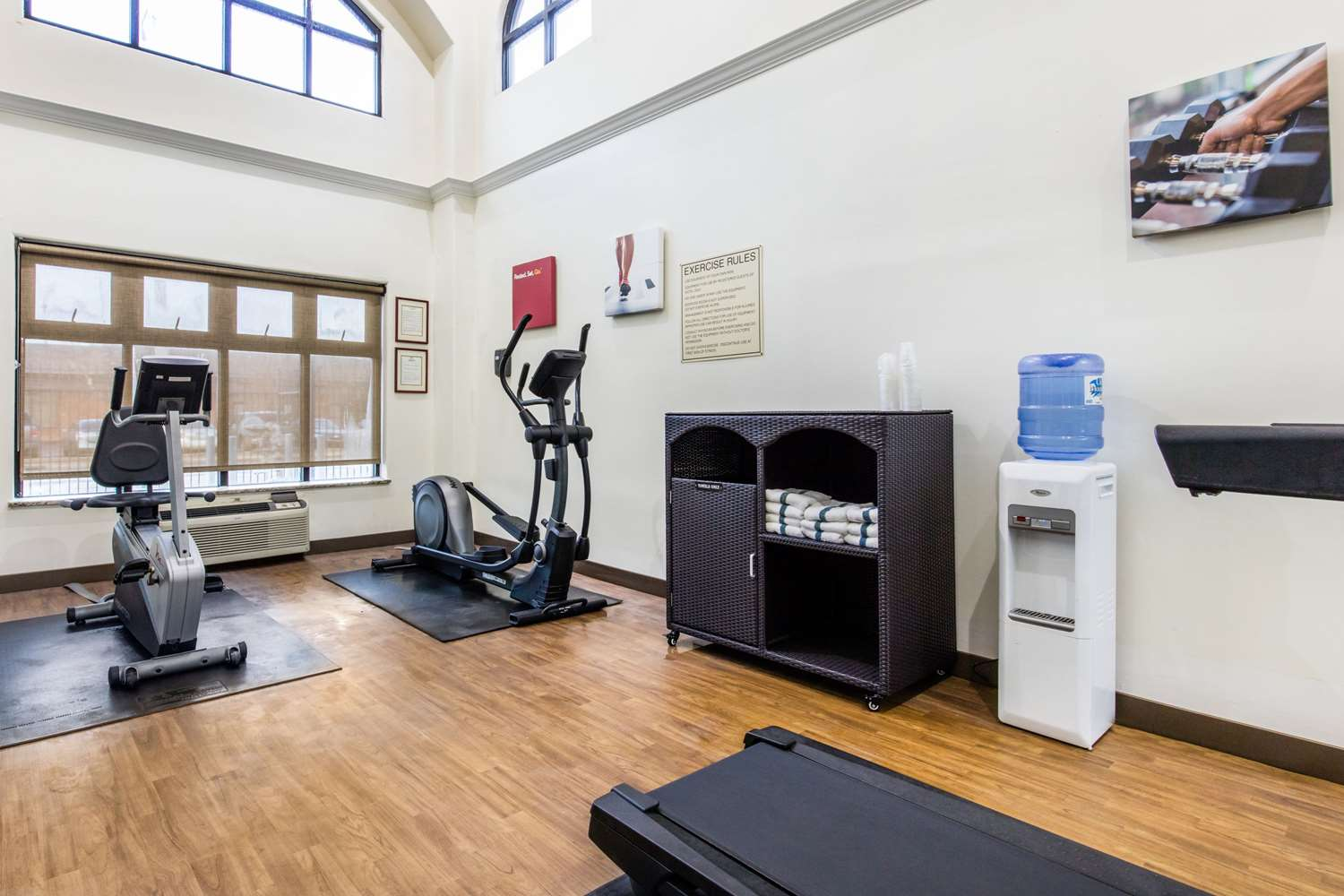 Fitness/ Exercise Room - Comfort Inn & Suites Airport Memphis