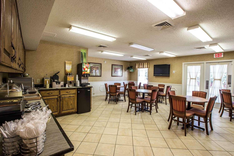 Restaurant - Quality Inn Johnson City