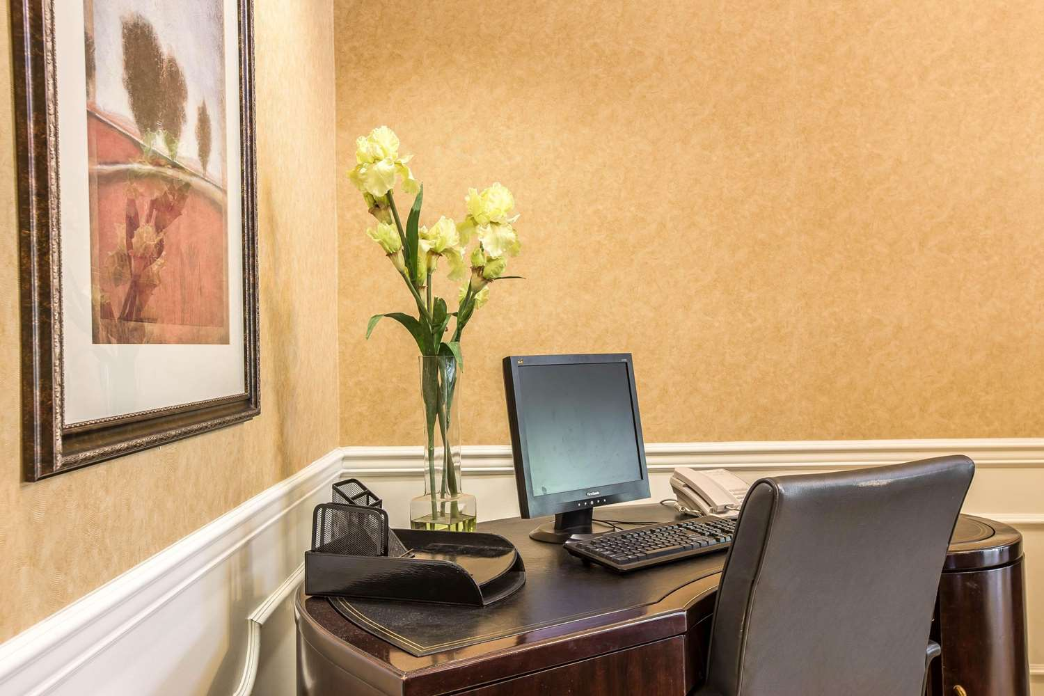 Conference Area - Quality Inn Johnson City