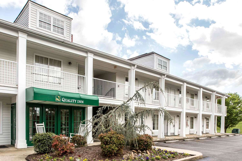 Exterior view - Quality Inn Johnson City