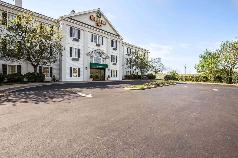Exterior view - Quality Inn Kingsport