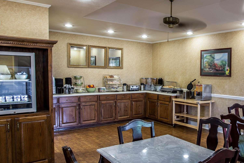 Restaurant - Quality Inn Kingsport