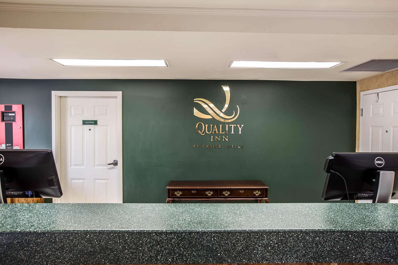 Lobby - Quality Inn Kingsport