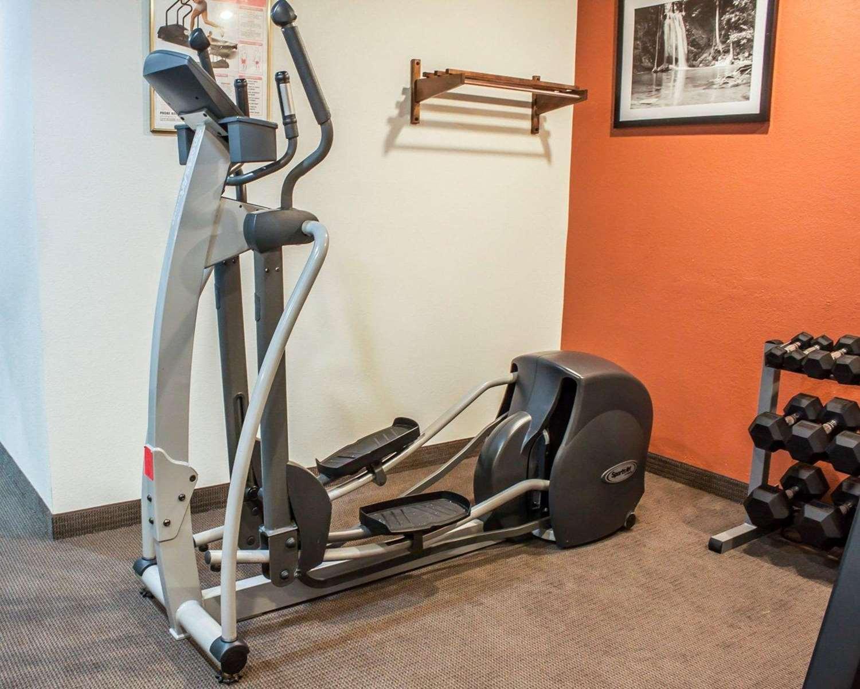 Fitness/ Exercise Room - Sleep Inn Six Flags Arlington