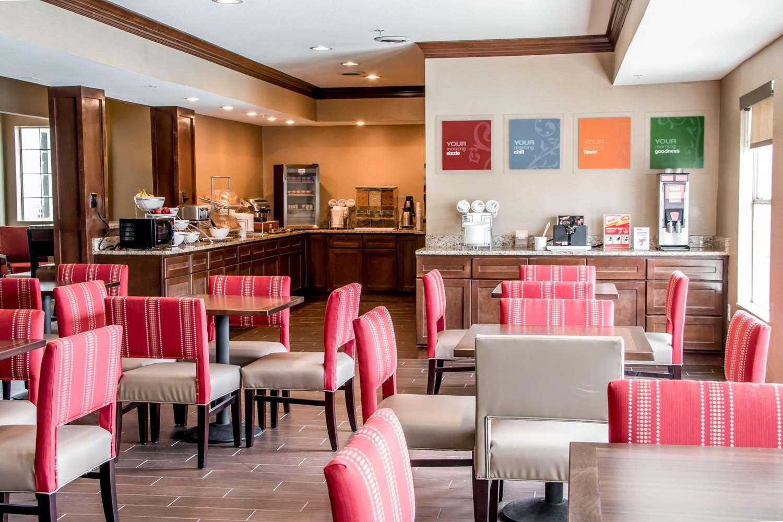 Restaurant - Comfort Suites New Braunfels