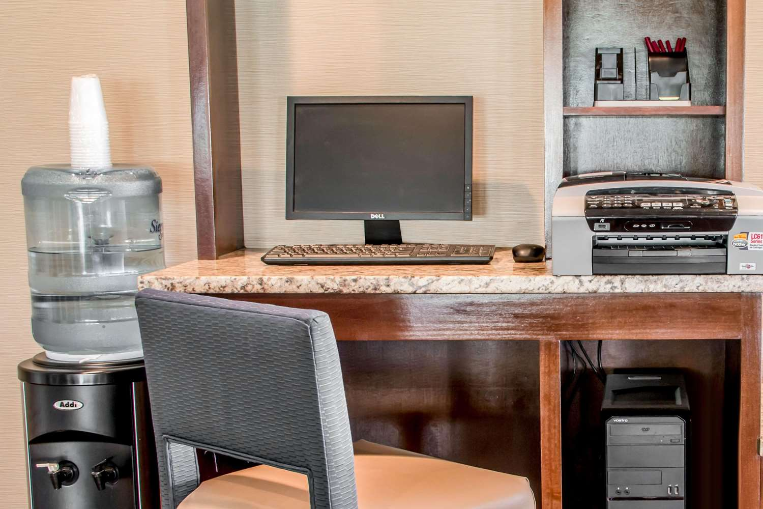 Conference Area - Comfort Suites New Braunfels