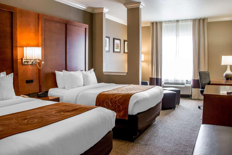 Suite - Comfort Suites New Braunfels
