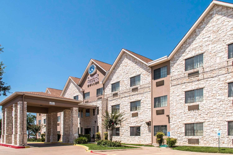 Exterior view - Comfort Suites Round Rock