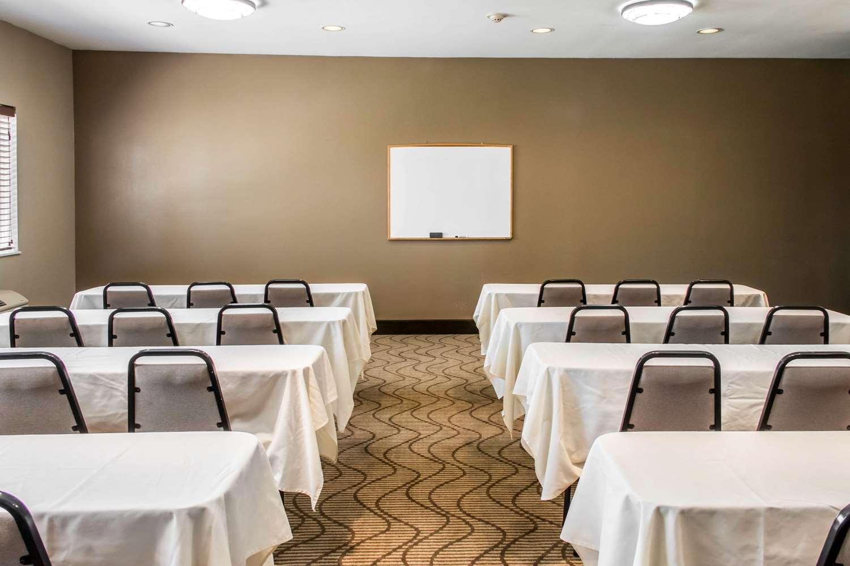 Meeting Facilities - Comfort Suites Round Rock
