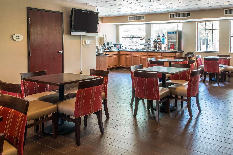 Restaurant - Comfort Suites Round Rock