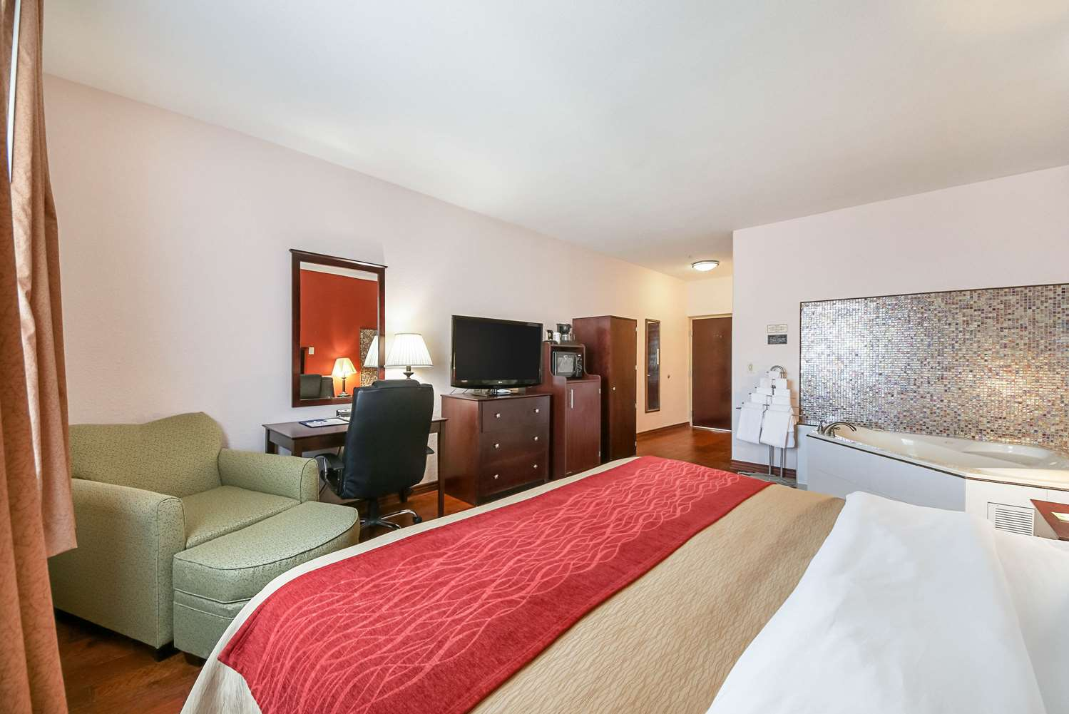 Room - Quality Inn Kingsville