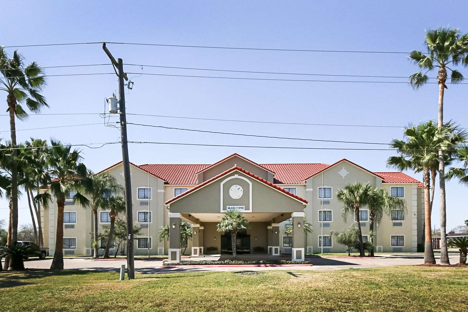 Exterior view - Quality Inn Kingsville