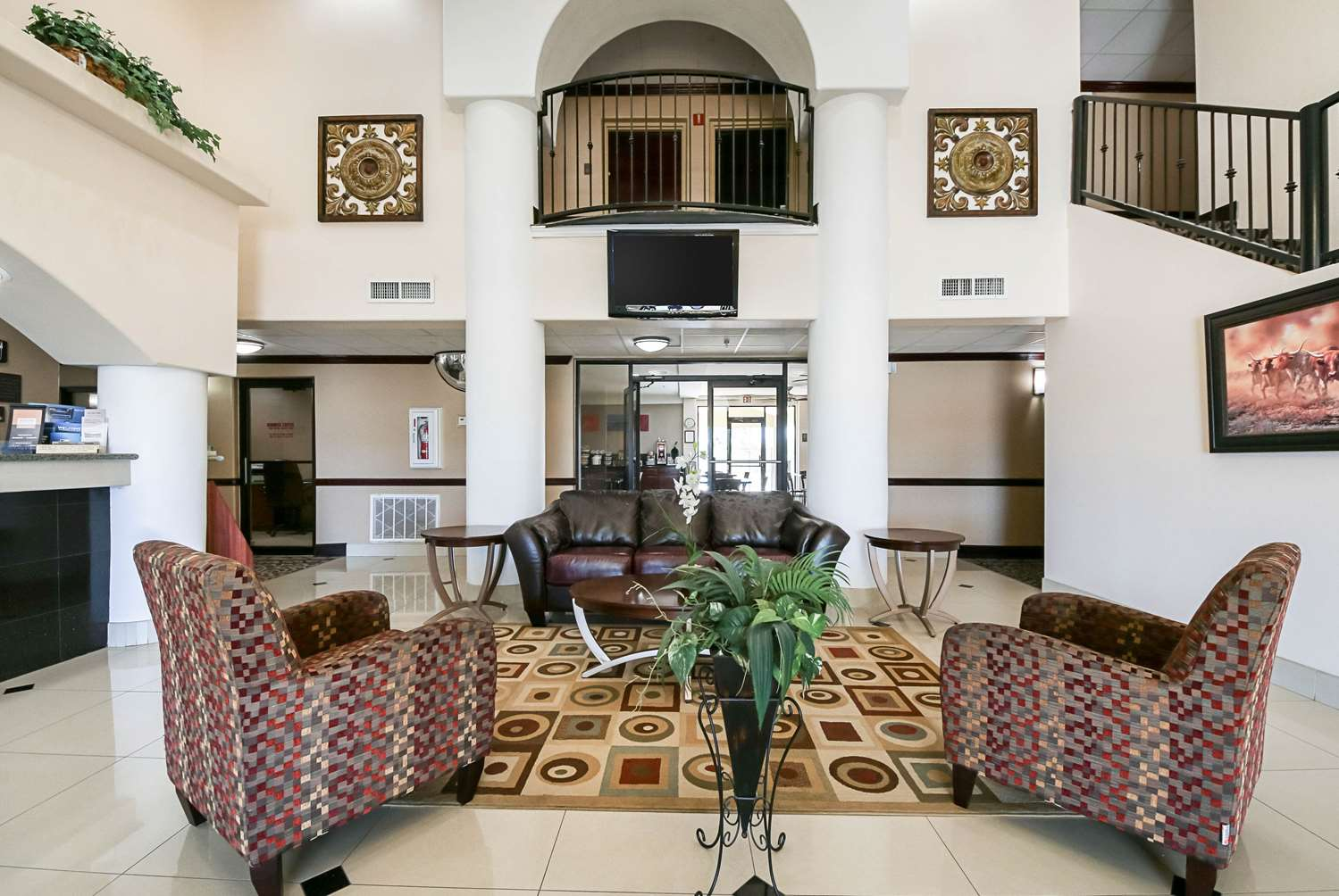 Lobby - Quality Inn Kingsville