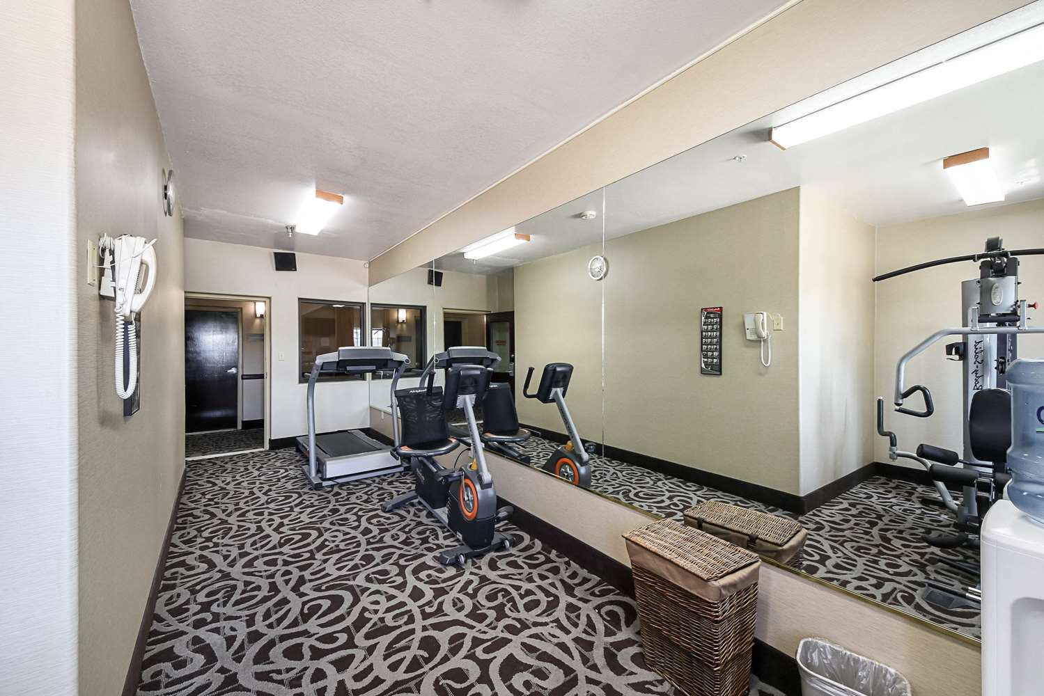 Fitness/ Exercise Room - Quality Inn Kingsville