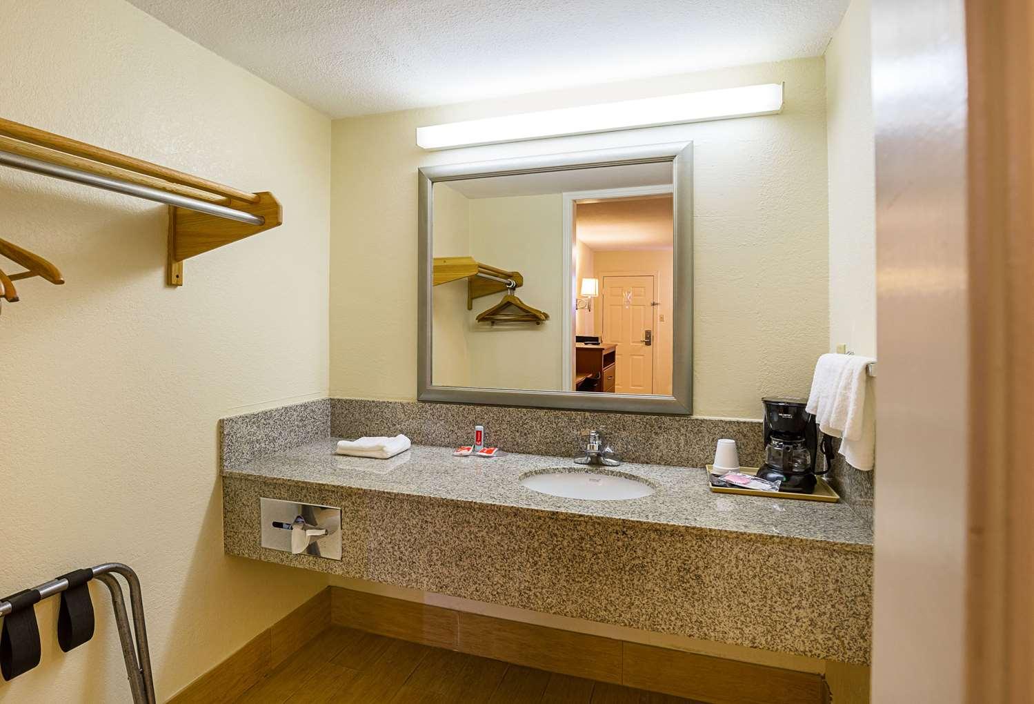 Bathroom in guest room