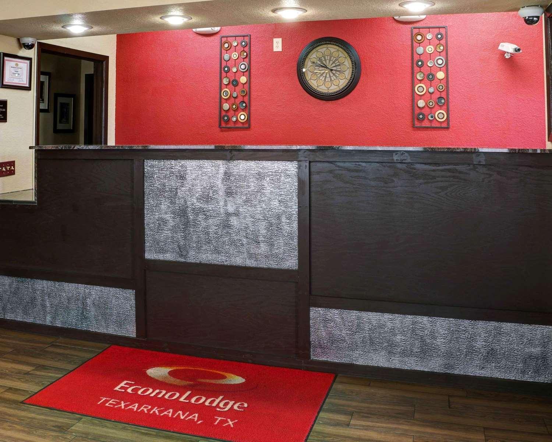 Lobby - Econo Lodge Texarkana