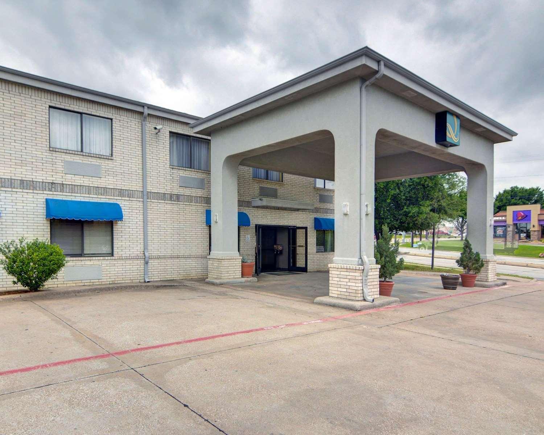 Exterior view - Quality Inn & Suites Grand Prairie