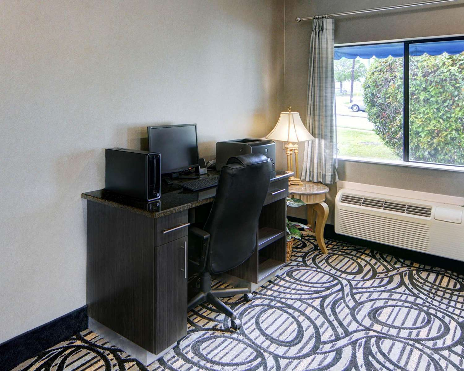 Conference Area - Quality Inn & Suites Grand Prairie