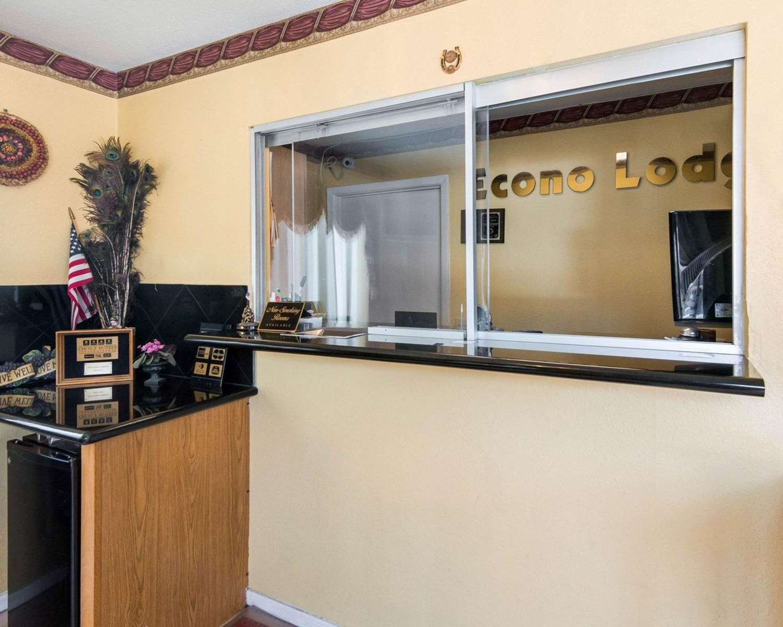 Lobby - Econo Lodge Northwest Houston