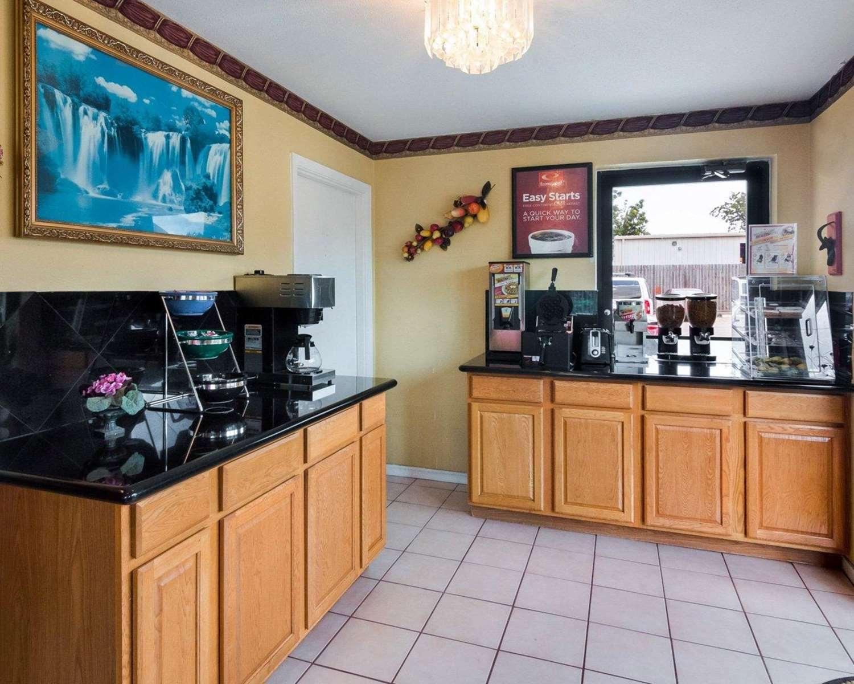Restaurant - Econo Lodge Northwest Houston