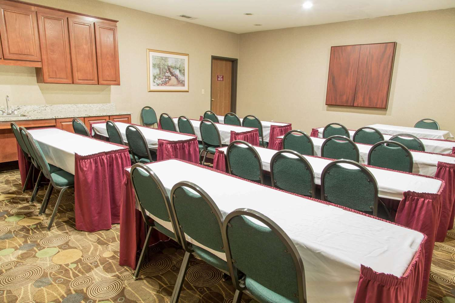Meeting Facilities - Comfort Suites North Fort Worth
