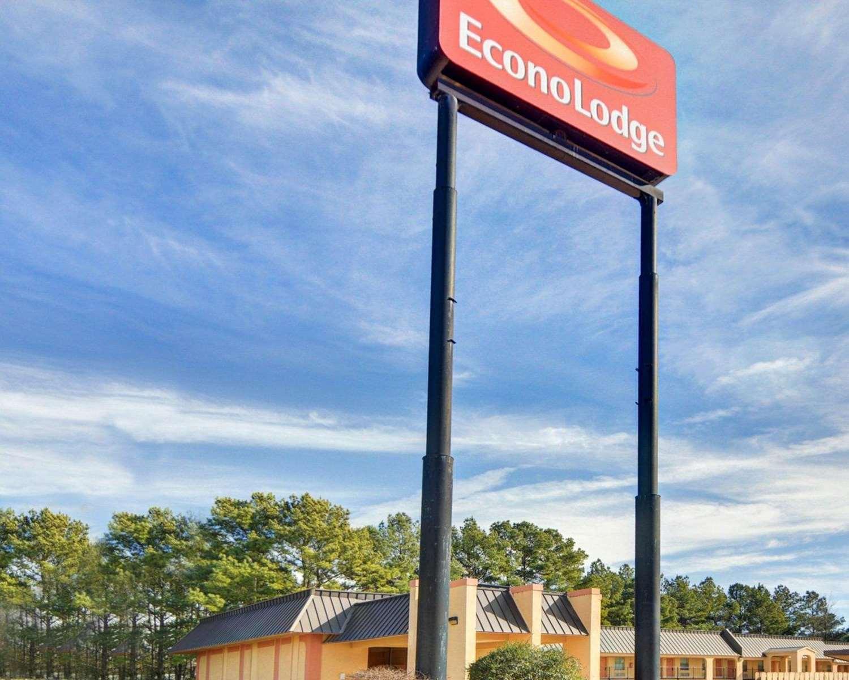 Econo Lodge hotel in Marshall, TX
