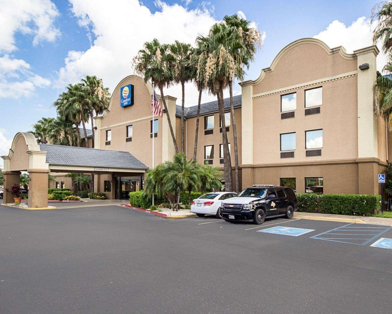 Exterior view - Comfort Inn Medical Center Mission